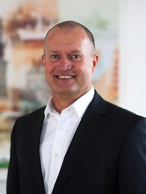 Geschäftsführer Holger Bläsius FVW Finanz- und Versorgungswerk